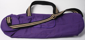 YC02 Bag Canvas Purple