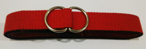 StrapBelt Long Red SL05a-1